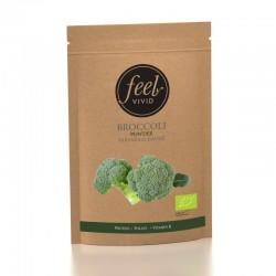 Broccoli pulver, Ekologiskt...