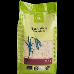 Basmati ris, vit 500g