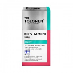 Tri Tolonen Vitamin B12...